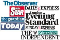 From £665m to £1: The changing shape of Britain's modern newspaper business
