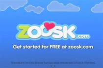 MediaCom picks up international account for dating site Zoosk