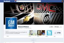 General Motors confirms it is 'reassessing' Facebook ad spend