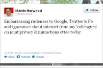 Google blasts MPs' web screening proposal
