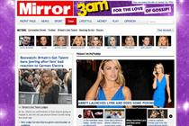 Mirror Online relaunch offers closer integration with Facebook