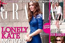 Grazia readies biggest-ever issue for London Fashion Week