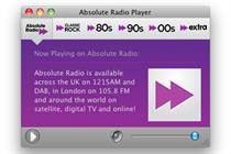 Absolute to become first radio app in Mac App Store
