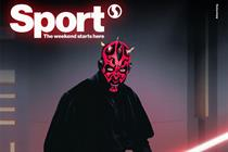 Sport magazine to hand out 'light sabres' for Star Wars promotion