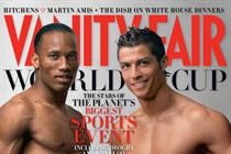 World Cup stars strip off for Vanity Fair