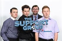 Domino's unveils online sitcom for football fans