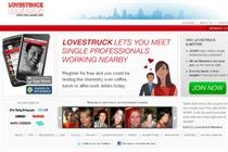 Dating site tests geo-targeted mobile ads
