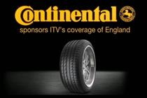 Continental Tyres to sponsor 'Dancing on Ice' and England football on ITV