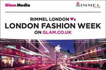 Rimmel London sponsors Glam Media in fashion week video deal