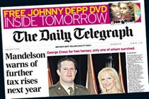 Telegraph Media Group reports 29% lift in profit