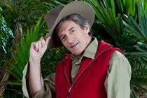 Nigel Havers' walkout draws 9.6 million to I'm a Celeb