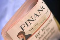 NEWSPAPER ABCs: FT circulation slumps to 14-year low