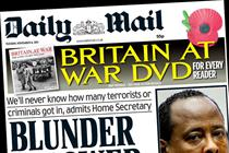 Daily Mail publisher mulls reorganisation