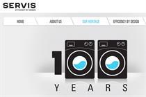 The7stars lands media for white goods brand Servis