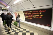CBS Outdoor to take TfL to court over London Underground losses