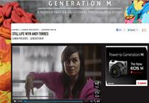 Canon to target creatives through Vice partnership