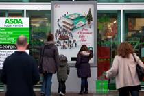 JCDecaux and Mr Kipling rerun free cake campaign