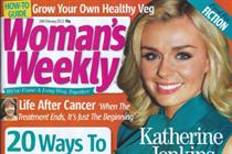 Woman's Weekly launches live show