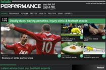 FourFourTwo launches Performance website