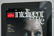 The Economist launches US Intelligent Life via iPad