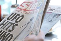 The Sun on Sunday sets 50p intro price
