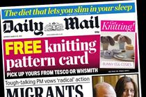 Ad revenue at the Mail Online soars by almost 60%