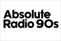 Absolute Radio 90s trials national DAB