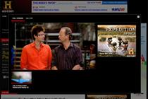 History Channel relaunches websites with new video service