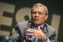 'Paywalls are essential', says WPP's Martin Sorrell