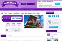 Broadcaster STV takes on Groupon with Daily Deals