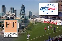 Eurosport and the Financial Times top EMS Winter poll