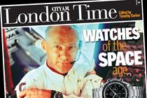 City AM targets wealthy readers with luxury supplements