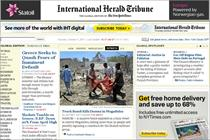 International Herald Tribune introduces paid-for app subscription