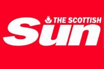 The Sun halves cover price of Scottish Saturday edition