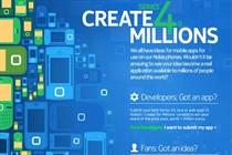 Nokia launches social network Create for Millions comp