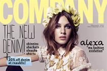 Company magazine unveils redesign