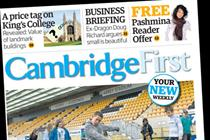 Archant launches multi-platform weekly newspaper in Cambridge