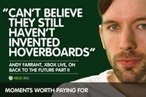 Carat teams up with Microsoft Advertising for Xbox anti-piracy campaign