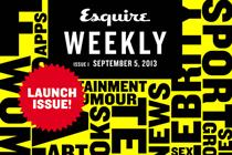 Hearst to launch 99p Esquire Weekly tablet edition