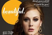 Plus-size women's mag goes on sale in Tesco