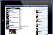 Facebook finally launches iPad app