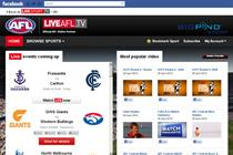 Facebook to broadcast more sport through Perform deal