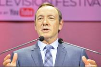 Edinburgh TV Festival: Let viewers binge on TV shows, says Kevin Spacey