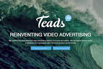 Ebuzzing rebrands to Teads following merger