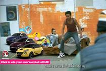 Vauxhall first to target campaign on 4oD