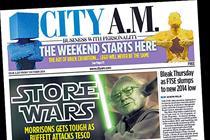 City AM confirms David Hellier as editor