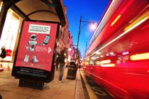 Metro and Clear Channel in bus stop tie-up