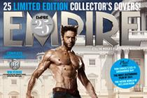 Fassbender, McAvoy and Jackman feature on Empire 25th birthday covers