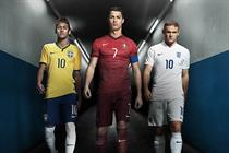 Twitter's World Cup dream team: Ronaldo, Rooney, Neymar