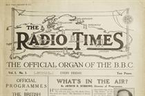 In pictures: Radio Times covers from the past 90 years